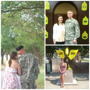 Army collage