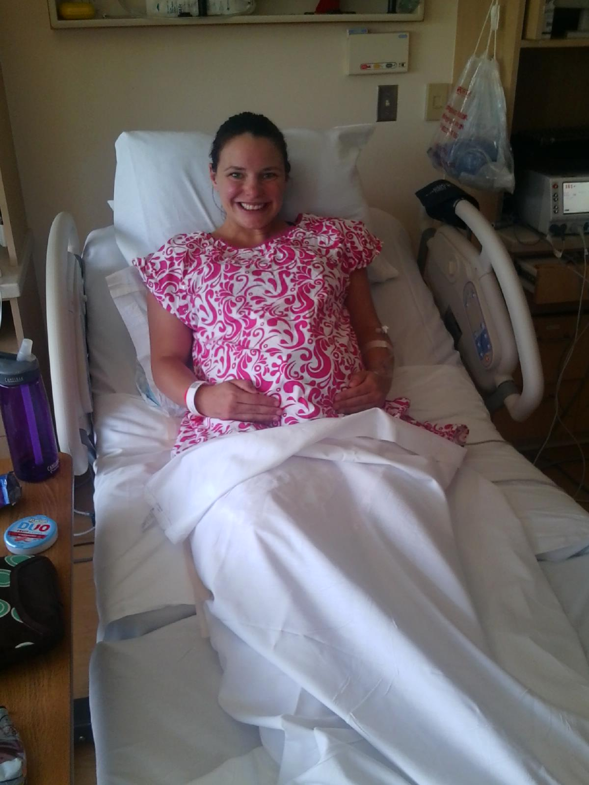cute hospital gown – Life, Army Wife Style