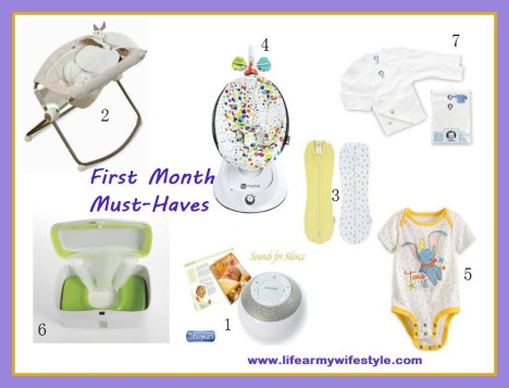 first month