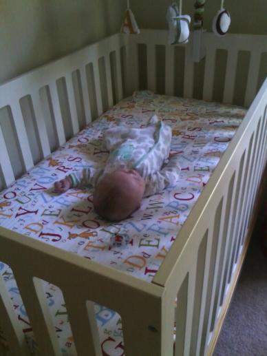 jimmie sleeping